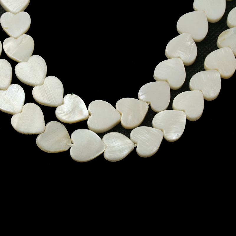 40 pce Mother of Pearl Shell Beads Rice Shape 12mm x 5mm Beach Hanging Craft