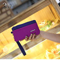 Free Shipping More Colors Light Mini Lady Oxford Card Holder Coin Women Bag Wallet Purse Handbag Clutch