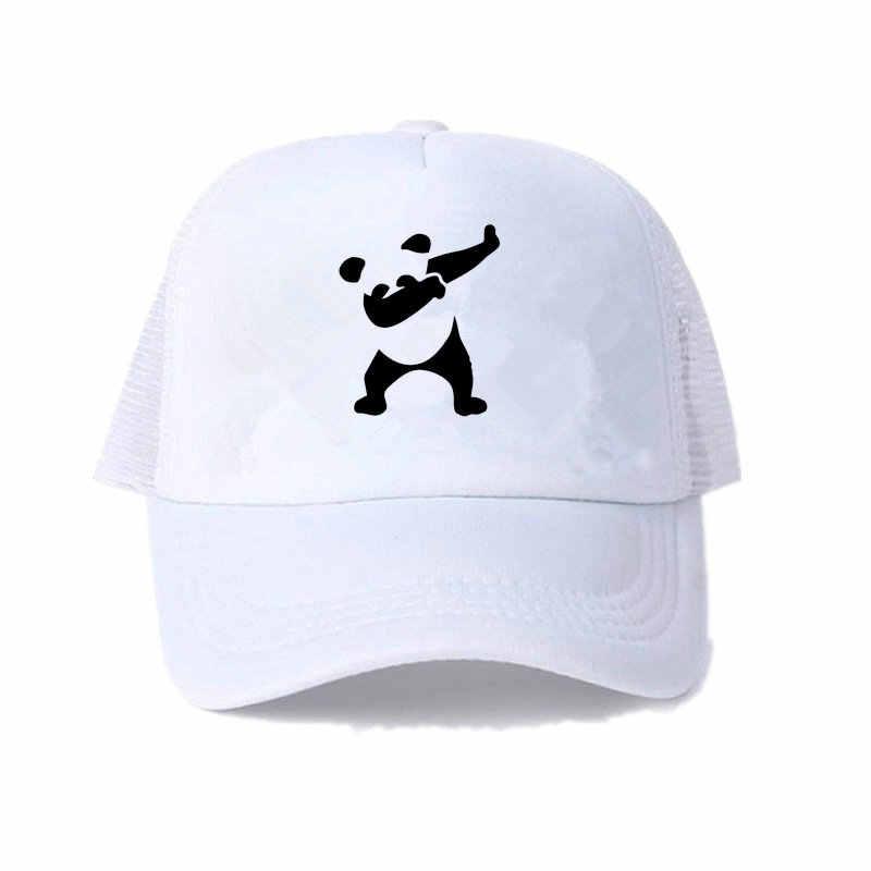 1fc17b29d4c0f ... Men s Baseball Cao Summer Dad Dance Snapback Hats Squidward Dabbing Santa  Claus Totoro Panda Cartoon Meme ...