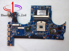 For HP ENVY17 665934-001 Laptop Motherboard Mainboard all functions Work Good