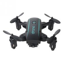 720P Pixel 1601 RC Drone Mini Folding Quadcopter High-definition Remote Control Aircraft Folding UAV