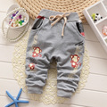 2016 New Spring autumn baby pants three color baby boy/girl pants