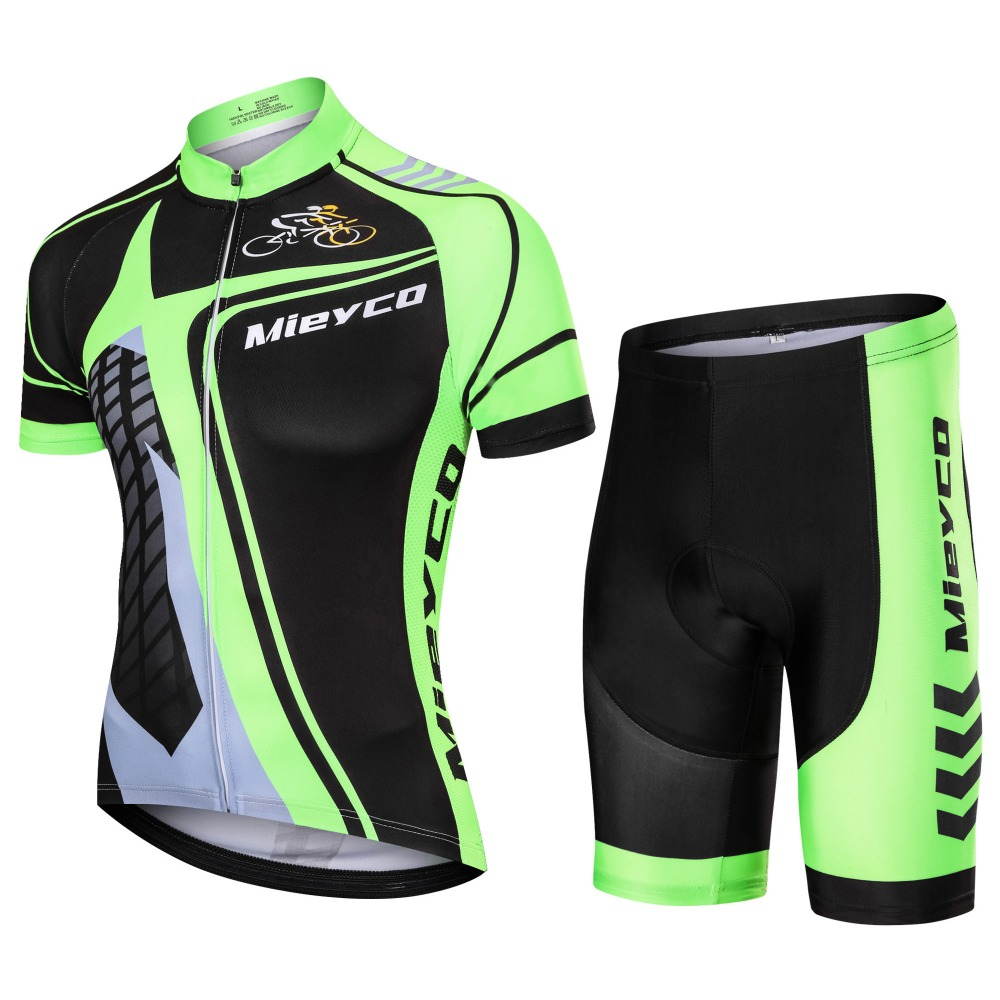 Men cycling clothing set Ropa Ciclismo mountain Bike Team Club Jersey Pants Male Bicycle Sportswear Short T Shirt Cycle Clothes