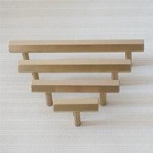 2.5 3.75 5 Hexagon Dresser Pull Knob Kitchen Cabinet Handle Knobs Brushed Brass Drawer Handles Modern