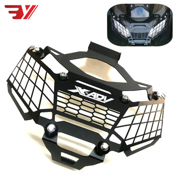 BYSPRINT NEW For Honda X ADV 300 XADV 750 X-ADV 2017-2019 Motorcycle modification steel Headlight Grille Guard Cover Protector