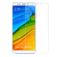 купить For Glass Xiaomi Redmi 5 Plus Phone Screen Protector Tempered Glass For Xiaomi Redmi 5 Plus Glass Protective Film 5.99'' онлайн
