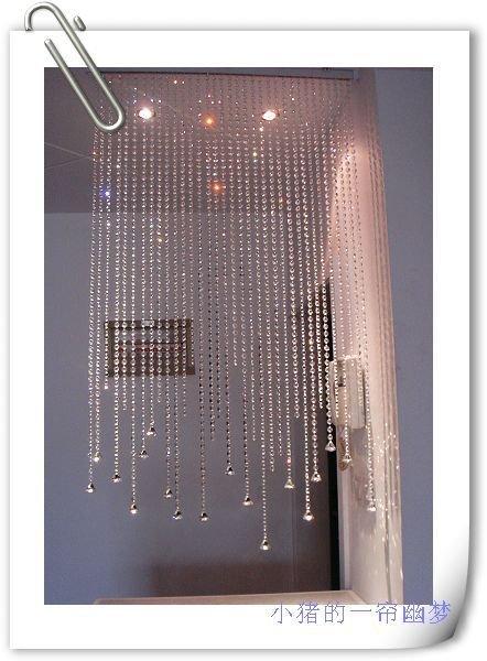 Free Shipping 100meter Lot Acrylic Bead Curtain Bright