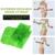 Aplicadores de Neutriherbs 5 Wraps Paquete de Desintoxicación Envolturas Corporales de Adelgazamiento de pérdida de Peso Celulitis, Tonificar, Apretar Reafirmante Cuerpo Parches almohadillas