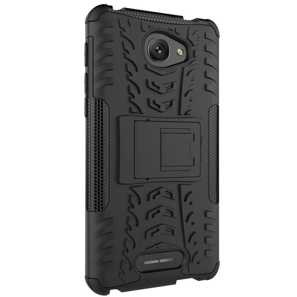 Cellphones & Telecommunications For Alcatel One Touch Pop 4s Pop4s 5.5 Dazzle Shockproof Soft Silicon & Hard Plastic Dual Armor Back Case Stand Holder Cover