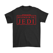 Star Wars: Revenge of the Jedi Logo T-Shirt (Size Small to 5X-Large Available) Free shipping  Harajuku Cotton O-Neck T Shirt