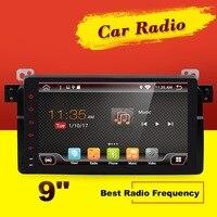 Android 7,1 автомобилей Радио DVD для BMW E46 M3 с Bluetooth мобильного телефона Зеркало Ссылка BT 1080 P карта