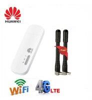 Desbloqueado huawei e8372 E8372h 608 E8372h 153 E8372h 155 antena 3g 4g lte 150 mbps wifi roteador usb modem dongle 4g modem do carro wifi|Modems 3G| |  -