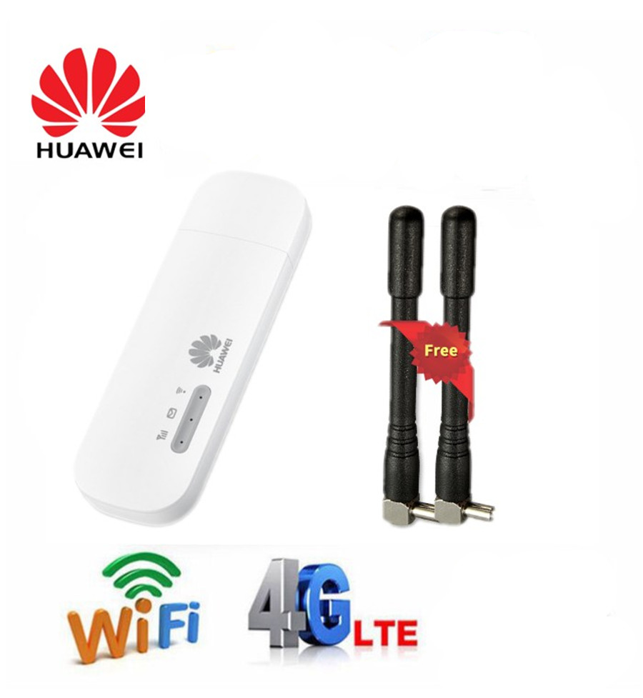 Huawei Dongle 4G Antenna Wifi-Router Usb-Modem E8372h-153 150mbps Unlocked 3G title=