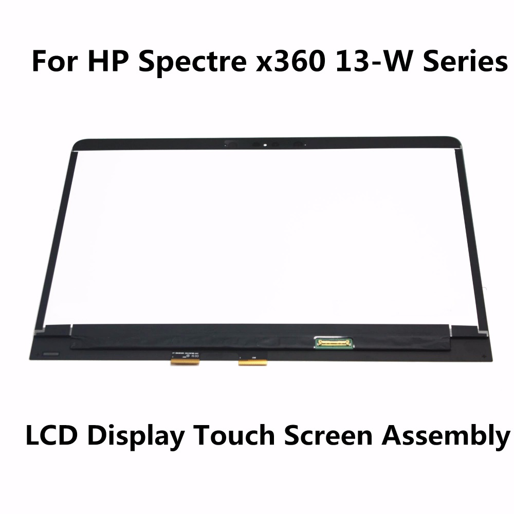 For HP Spectre x360 13-w000ng 13-w004ng 13-w080ng 13-w002ng 13-w034ng 13-w033ng 13-w031ng LCD TouchScreen Digitizer Assembly