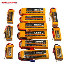 3S 11.1V Rc Lipo Batterij 1300 1500 1800 2200 2600 3000 6000Mah 25C 35C 60C Voor Rc vliegtuigen Quadrotor Drone Vliegtuig 3S Batterijen