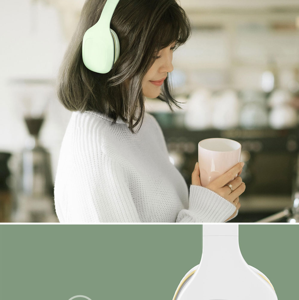 Original Xiaomi Mi Headphones Easy Version With Mic Headset 3.5mm Stereo Music HiFi Earphone Button Control Headphone
