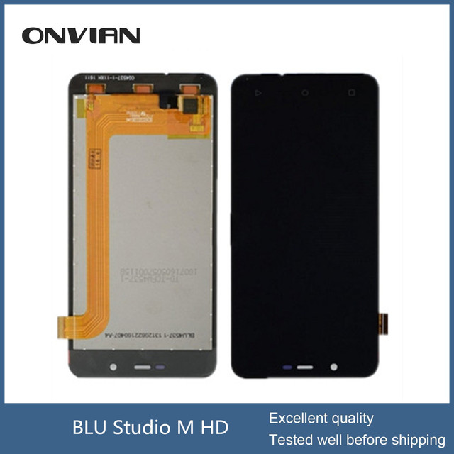 BLU Studio M HD LCD Display +Touch Screen Digitizer Assembly Repair Replacement Parts for S110L