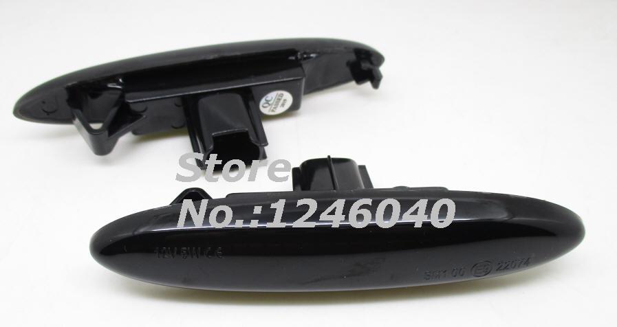 Pour Toyota IQ PRIUS Miroir Clignotant Clignotants Clignotants Latéraux Miroir Extérieur DEL Gauche