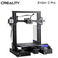 Ender 3 Pro CREALITY 3d принтер DIY Kit Ender 3PRO Magic Cmagnet Строительная поверхность 220*220*250 мм с фирменным блоком питания