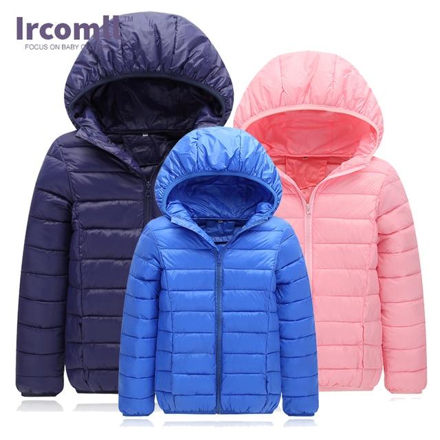 360b1d598 Aliexpress.com   Buy Winter Jacket For Boy Girls Long Sleeve Cotton ...