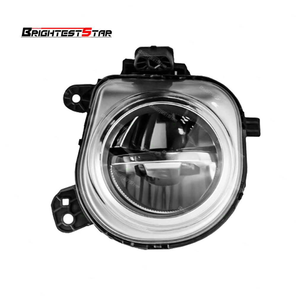63177317251 Front Bumper Left Fog Light Lamp LED For BMW X3 F25 X4 F26 X5 F15 F85 X6 F16 2014 2015 2016