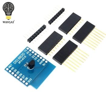Moduł DS18B20 do modułu pomiaru temperatury D1 MINI DS18B20 do WAVGAT d1 mini