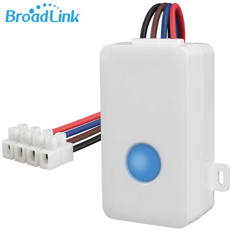 Original Broadlink SC1 Intelligente DIY Switch Control Box WiFi Fernbedienung Timing Gesteuert Max Last 2500 watt Für Smart Home Automation