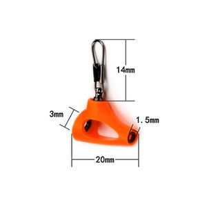 Image 5 - Fishing Connector Float Hanging Plug In Tackle Rotating Pins Device Accessories