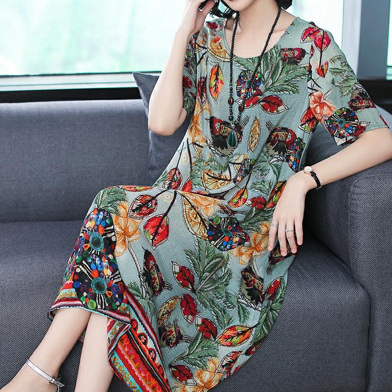 171cdeb32b65 Las 8 mejores modas de vestidos estampados brands and get free ...