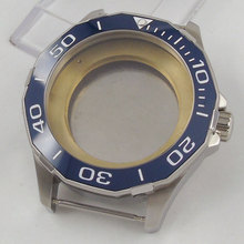 New Classic vintage automatic mechanical 45mm Corgeut Watch CASE fit miyota 8215 821A Movement