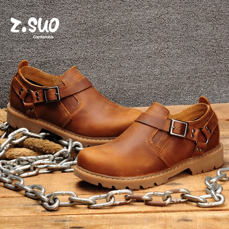 Z-Suo-men-boots-head-layer-cowhide-low-bond-men-casual-boots-fashion-looping-men-s (4)