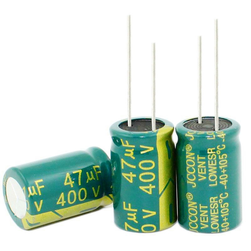 500pcs~50pcs/lot 400V47UF 47UF 400V  high-frequency crystal Electrolytic Capacitor  volume 16X25MM best quality New origina500pcs~50pcs/lot 400V47UF 47UF 400V  high-frequency crystal Electrolytic Capacitor  volume 16X25MM best quality New origina