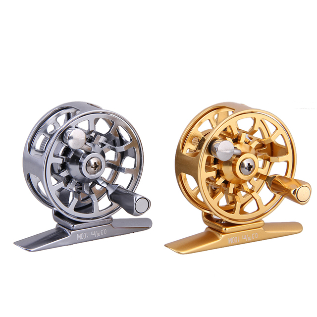 sheran catfish fly reel china feeder cnc fly reel bulk fishing, Reel Combo