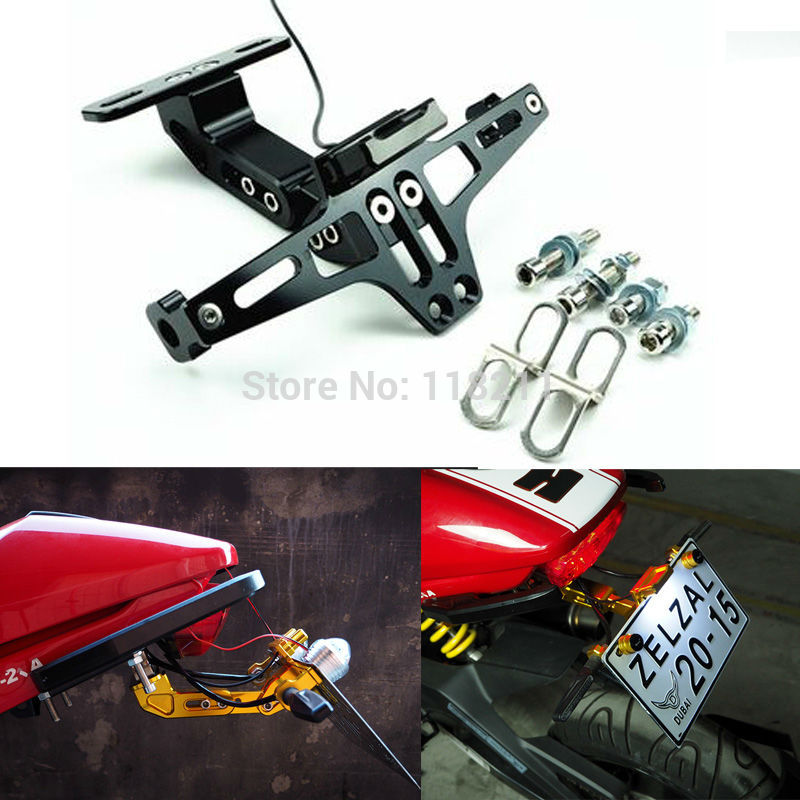 Popular Motorcycle Plate Holder-Buy Cheap Motorcycle Plate ...