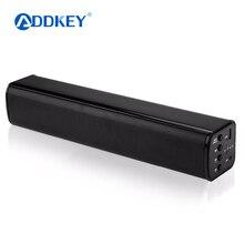 Addkey Новинка года Саундбар Беспроводной Bluetooth Динамик Портативный Sound Bar с 3D Surround Stereo дома Динамик TF usb-плеер