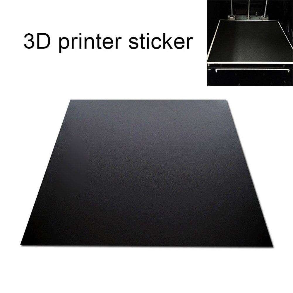 3D Imprimante Accessoires Chaude Lit En Aluminium Conseil Impression Autocollants XXM8