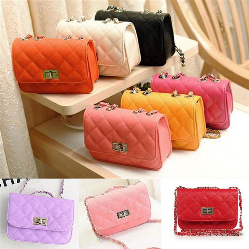 Women Fashion Leather Messenger Crossbody Lady Shoulder Bag Satchel Handbag Tote(China)