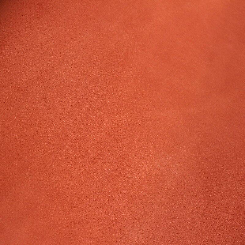 Кирпич красная кожа кожаный материал ручной DIY скраб глава слой кожи TN кожаный материал 1.8 мм толщина