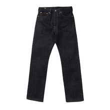 BOB DONG 28 oz Selvedge Denim Jeans pour hommes poids lourd Slim coupe droite