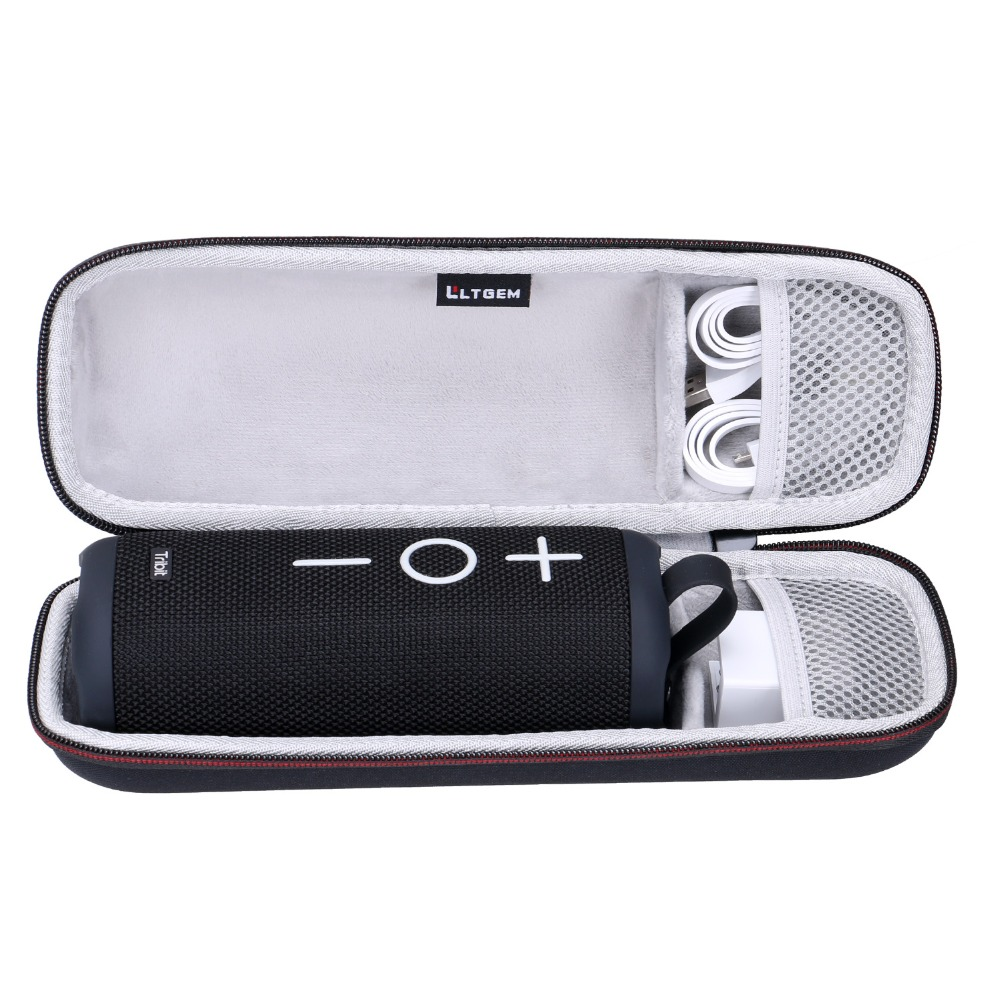 LTGEM Hard Storage Travel Carrying Case For Tribit X-Boom Bluetooth Speaker