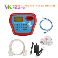 V3.15 Super AD900 Pro Transponder Key Programmer With 4D Function Can Copy 4D Chips and Read 8C 8E Chip Free Shipping