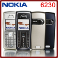 6230i Original Unlocked Nokia 6230i 850mAh Support  Russian Keyboard & Arabic Keyboard Cellphone Free Shipping