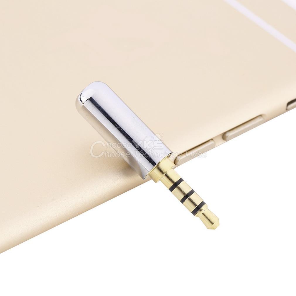 4 pole 3 5mm male repair earphone headphone jack plug metal alloy audio soldering [ 1010 x 1010 Pixel ]