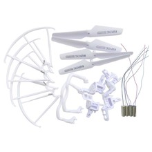 5 pack Accessories Kit for Syma X5 X5C Quadcopter White