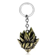 Dragon Ball Z Character Keychains