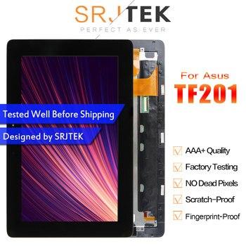 Pour ASUS Eee Pad transformateur premier TF201 LCD affichage écran tactile numériseur capteur cadre d'assemblage TCP10C93 V0.3 HSD101PWW2-A01