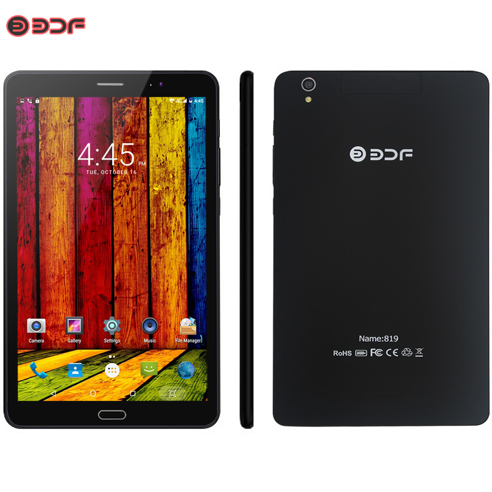 8 Inch Screen Tablet Pc Mobile Phone Sim Card Call Android Tablets Pc 2GB+16GB Android 6.0 5Mp+12Mp High Camera 5000Mah Battery смартфон alcatel 3v 5099d spectrum blue mediatek mt8735 2gb 16gb 6 0 2160x1080 2 sim 3g lte bt 12mp 2mp 5mp wi fi gps glonas android 8 0