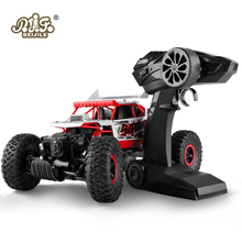 BEIJILE RC Car Buggy Rock Crawlers Climbing Car 1:18 4WD Remote Control Cars Model Off-Road Vehicle Electronic Toy