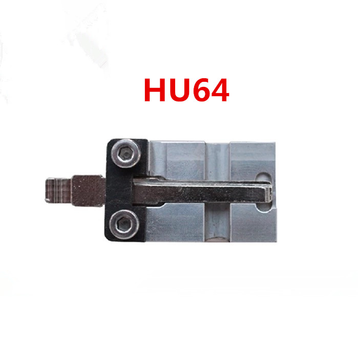 Best Quality <font><b>HU64</b></font> Clamp (Fixture) For Automatic V8/X6/A7/E9 Key Cutting Machine for BENZ image