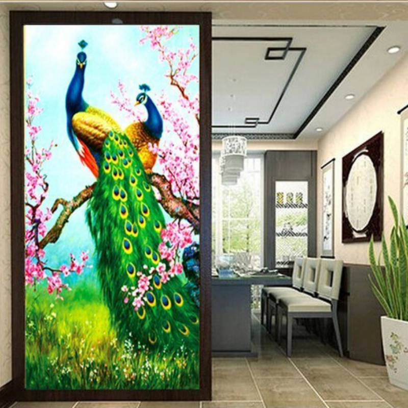 5d diamond embroidery paintings rhinestone pasted for Room decor 5d